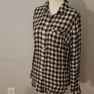 LUCKY BRAND Plaid Shirt - NWT
